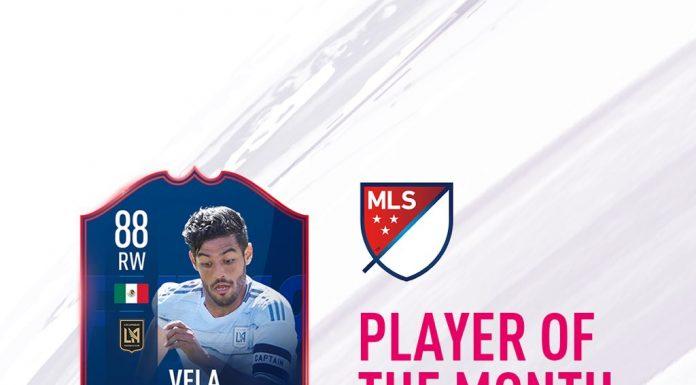 VELA POTM MLS Marzo