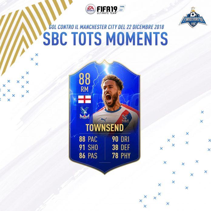 SBC Townsend TOTS Moments