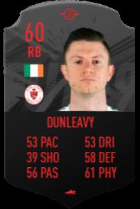 FUT Swap Dunleavy