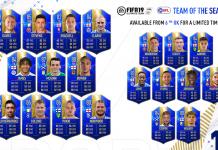 FIFA 19 TOTS EFL
