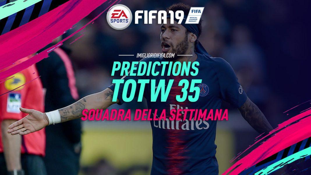 TOTW 35 Prediction