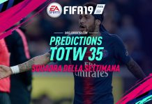 TOTW 35 Prediction