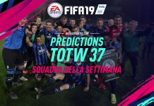 TOTW 37 Predictions