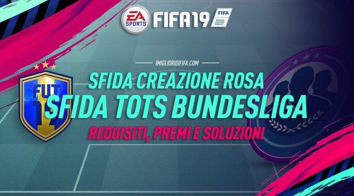 SBC Sfida TOTS Bundesliga
