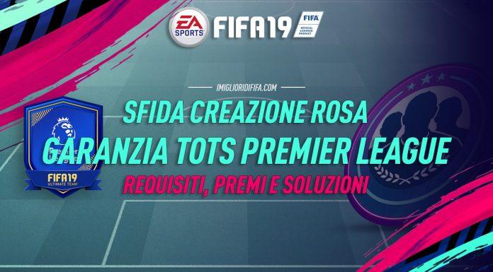 SBC TOTS garantito Premier League