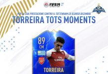 SBC Torreira TOTS Moments