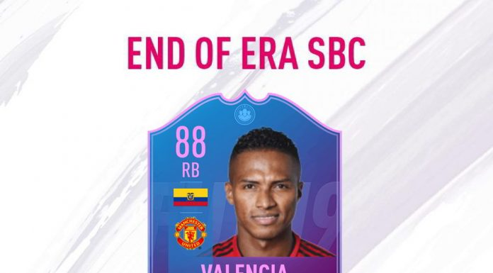 Valencia End of an era