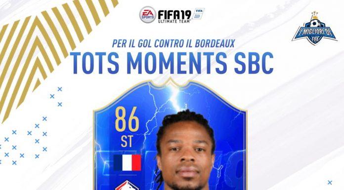 SBC TOTS MOMENTS Remy