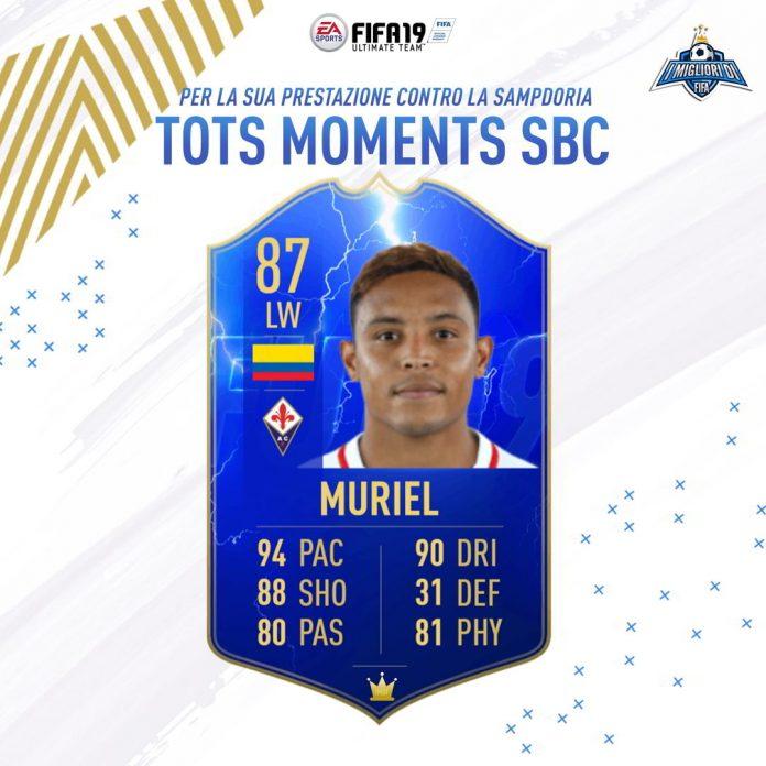 SBC Muriel TOTS Moments