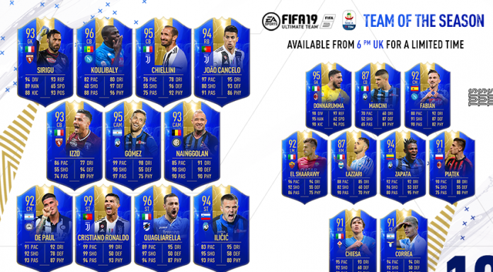 TOTS SERIE A