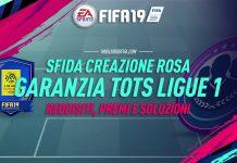 SBC TOTS Ligue 1 Garantito