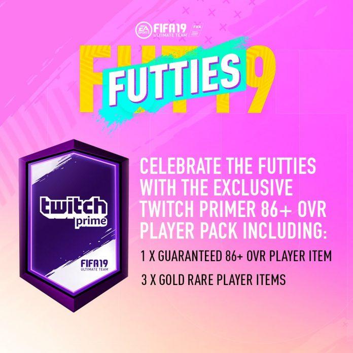 FUT 19 Pack Twitch Prime