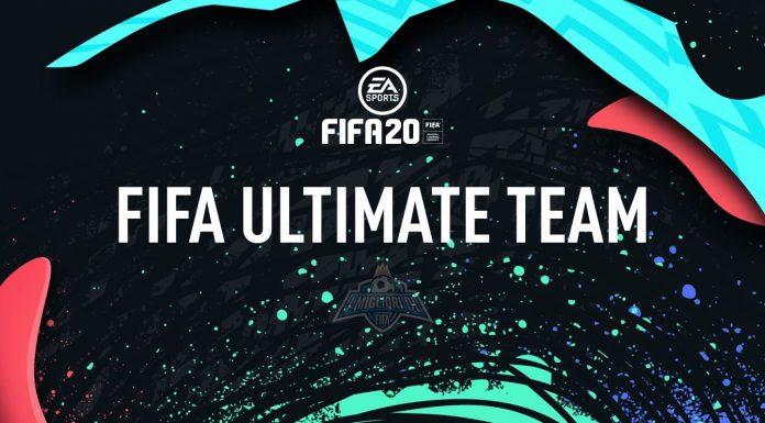 FIFA Ultimate Team FIFA 20
