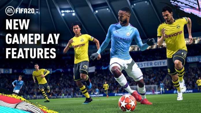 Gameplay Fifa 20