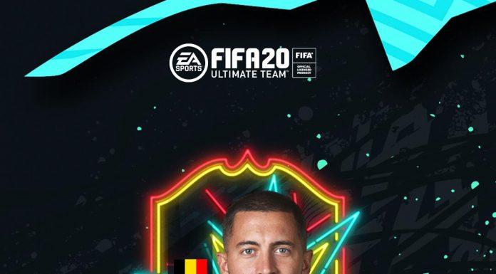 Hazard Ones to Watch FIFA 20