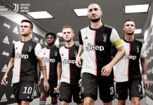 Juventus esclusiva PES 2020