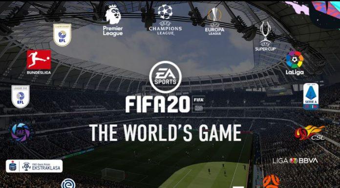 Serie A, FIFA 20