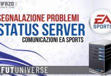 Server Status FIFA 20