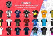 Divise eSports FIFA 20 Futwiz Mkers