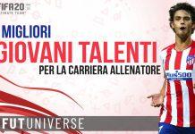 Fifa 20 Giovani Talenti Carriera Allenatore