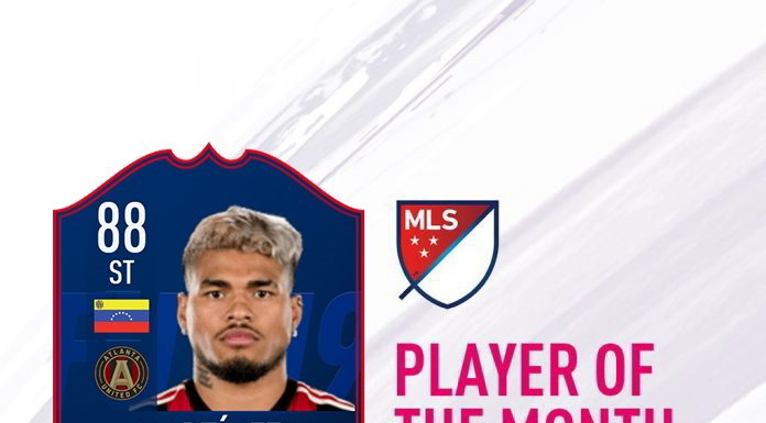 Martinez POTM MLS Luglio