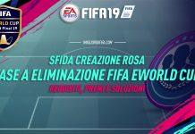 SBC Fase ad eliminazione FIFA eWorld Cup