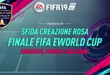 SBC Finale FIFA eWorld Cup