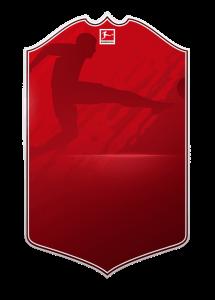 CARD POTM Bundesliga
