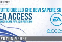 EA Access FIFA 20