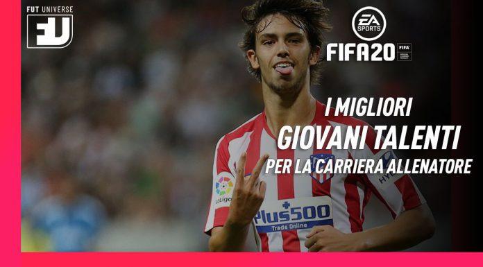 Giovani Talenti FIFA 20