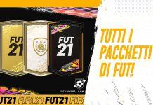 Pacchetti FUT FIFA 21