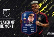 Martinez POTM MLS Agosto