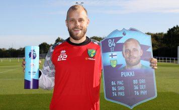 Pukki POTM agosto Premier League