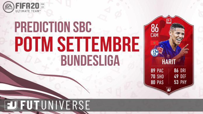 Prediction SBC POTM Sett Bundesliga