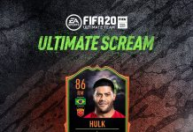 SBC Hulk Ultimate Scream