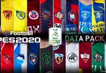 PES 2020 Licenza ufficiale Serie B