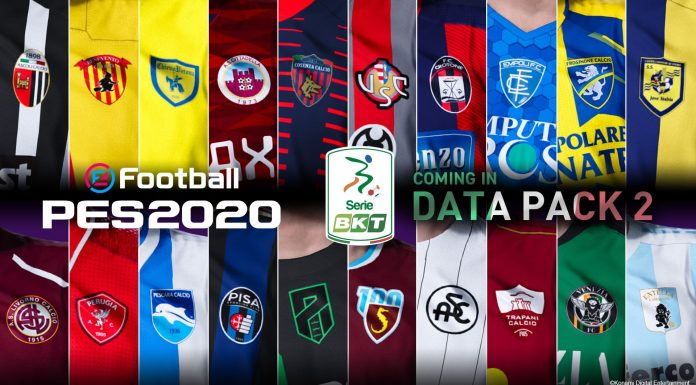 PES 2020 Licenza ufficiale Serie B