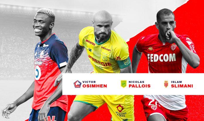 Candidati POTM Settembre Ligue 1