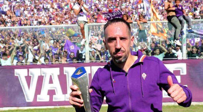 Ribery POTM Serie A