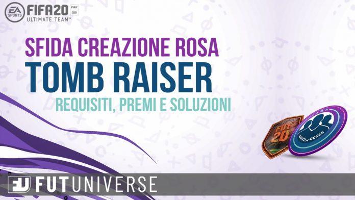 SBC Tomb Raiser