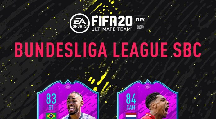 SBC Bundesliga Premio Finale