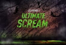 Ultimate Scream FIFA 20 Halloween