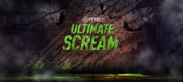 Ultimate Scream FIFA 20 Halloween