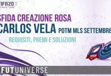 SBC Vela POTM Settembre MLS