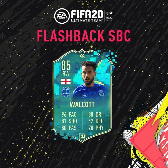 SBC Walcott Flashback