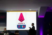 eSerieA Logo svelato competitive