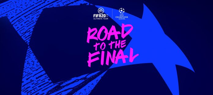 Fifa 20 Road to the Final Champions League