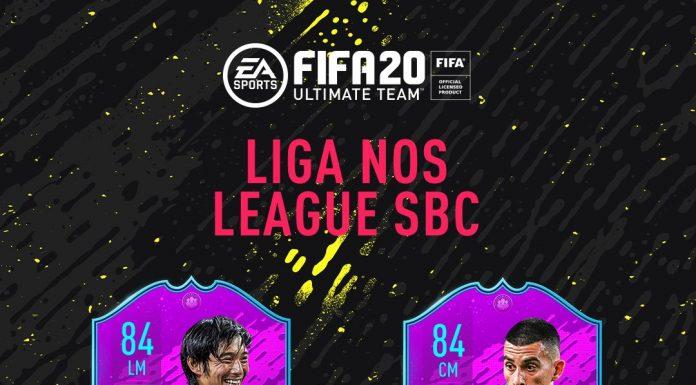 SBC Liga Nos