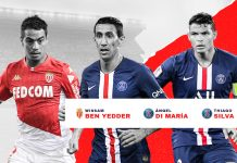 Candidati POTM Ottobre Ligue 1