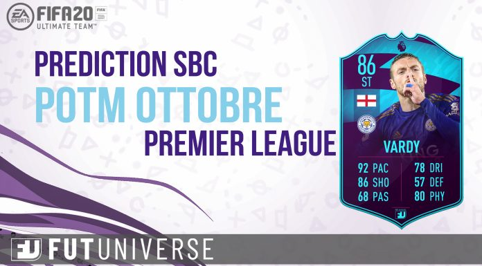 Prediction SBC POTM Ott Premier League
